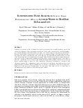 INTUITIONISTIC FUZZY ANALYSIS OF SUPPLY CHAIN PERFORMANCE: A FOCUS ON SOLID WASTE IN THE DAR ES SALAAM CITY
