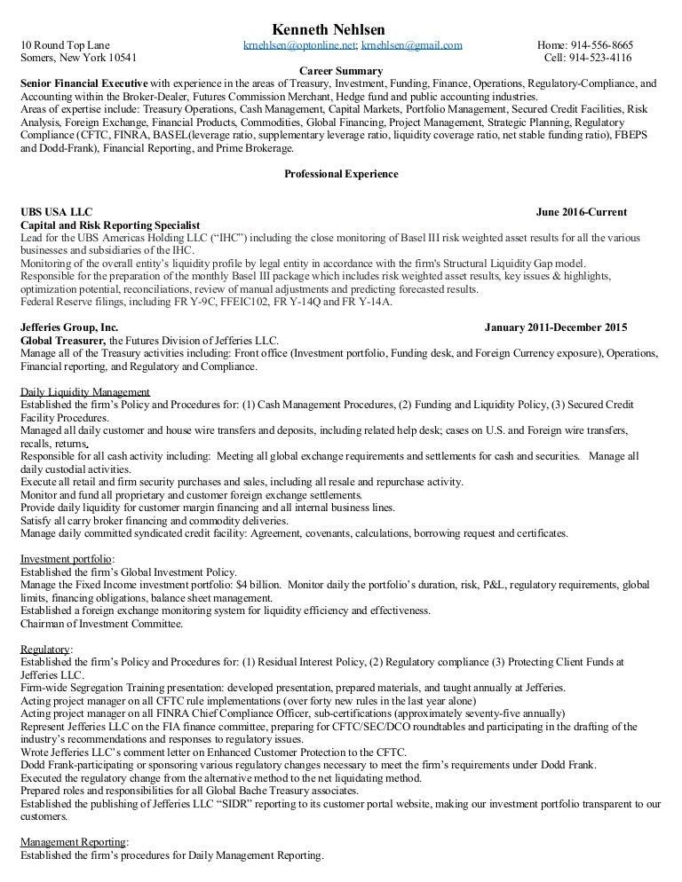 My Resume Now | Kenneth Nehlsen Resume Now