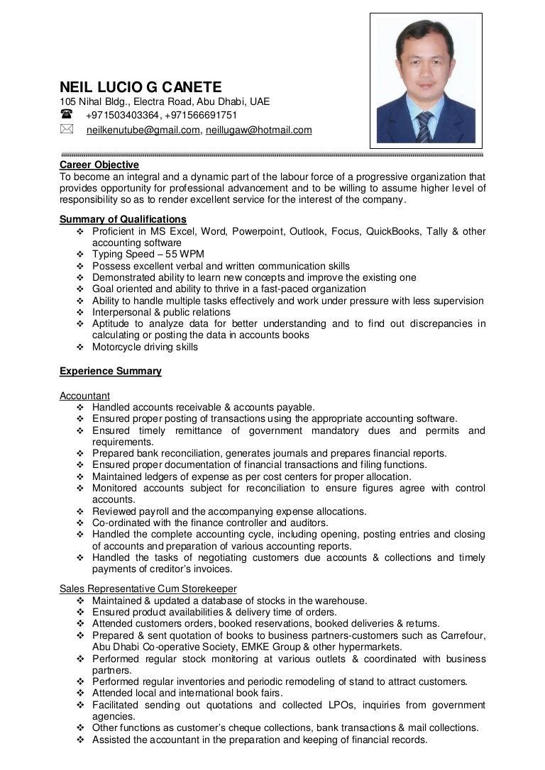 Generous Resume Sample For Filipino Nurses Photos - Professional ...