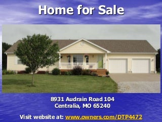 Home for sale - 8931 audrain road 104