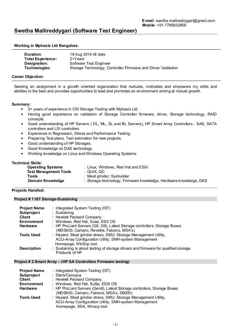 Swetha-Resume
