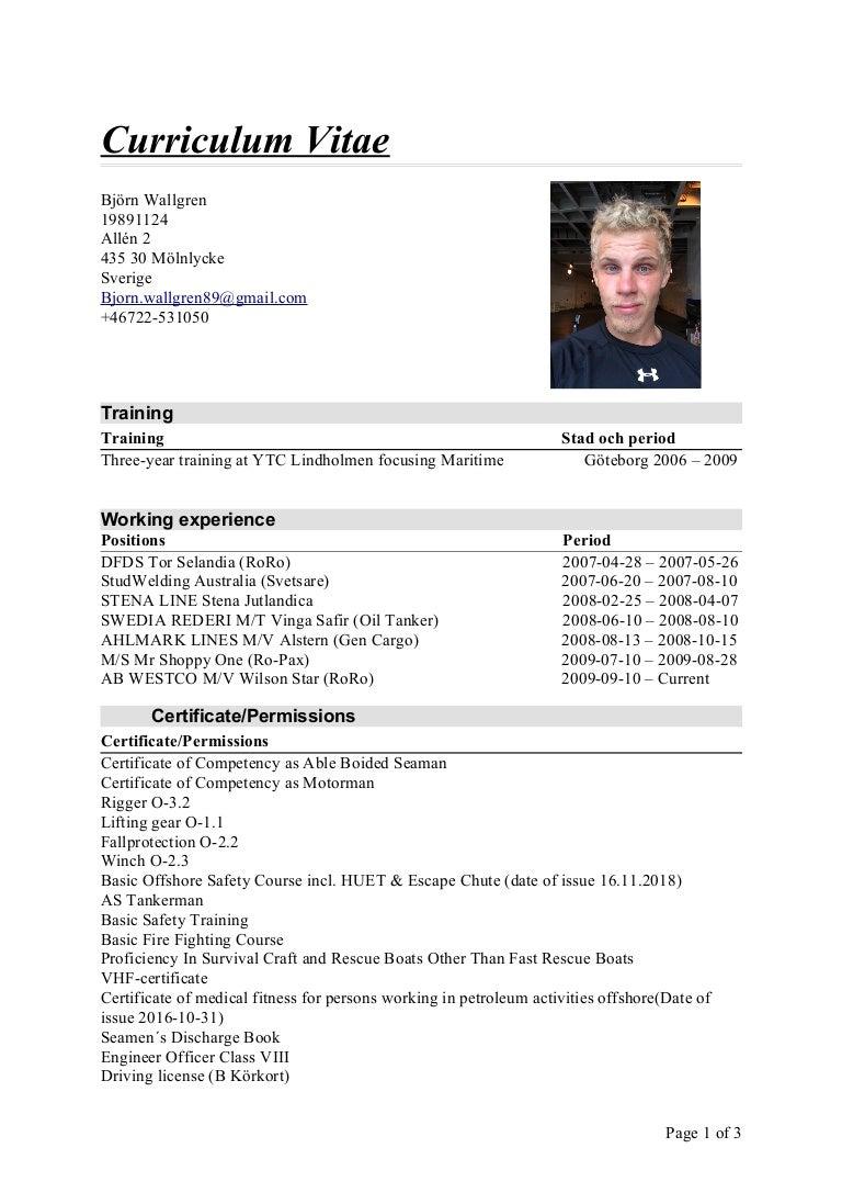 sle resume for marine engineering cadet - 28 images - 162 marine ...