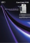 ComColor-X1-9150-Brochure