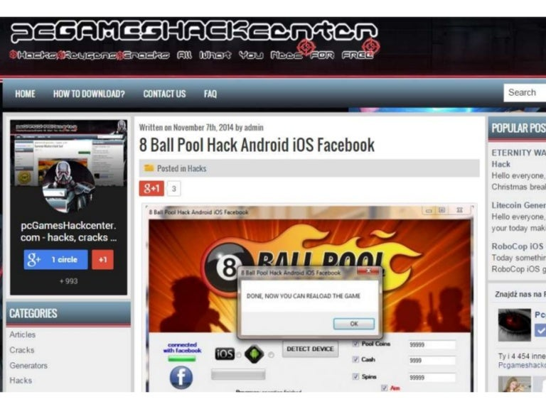 8 ball pool coin hack apk free download