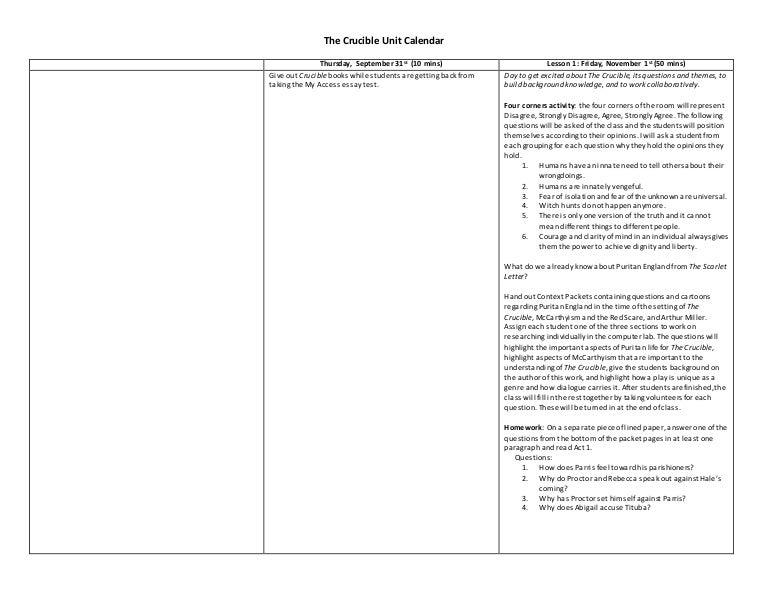 what makes a good leader essay sample part of an argumentative crucible essays on john proctor carpinteria rural friedrich the crucible essay questions act the crucible novel