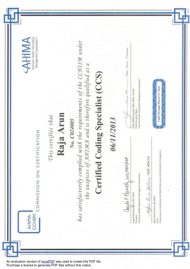 Ccs certificate 1betcityfo Images