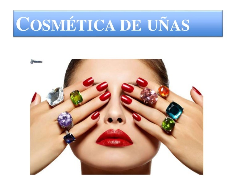 cosmética de uñas