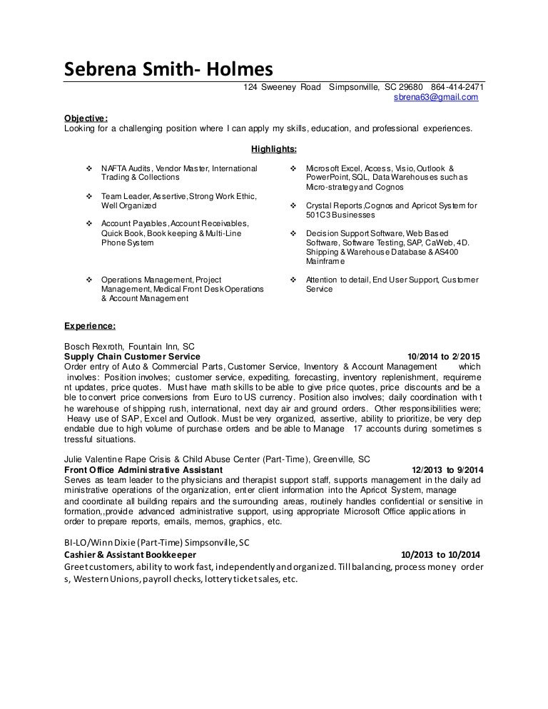 Literary Services: Ghostwriting cognos project manager resume Best ...