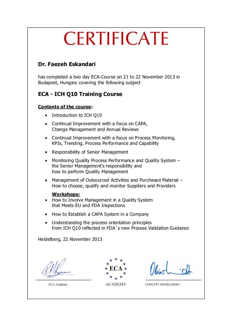 Eca certificate ich q10pdf 1betcityfo Images
