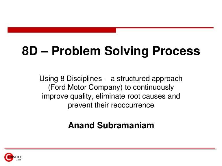 d case solving problem study  resume writing for business development