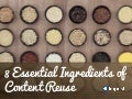 8 Ingredients of Content Reuse