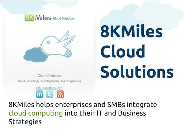 8KMiles Cloud Solutions