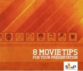 8 Movie Tips for Your Presentation