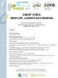 SMART CITIES - Mobilità, Logistica ed Energia