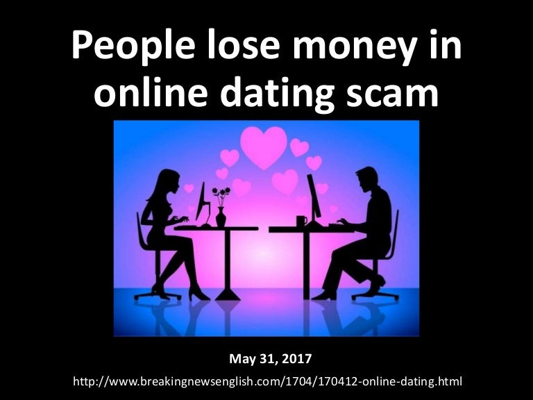 Online dating money