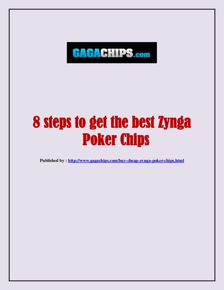 Buy Zynga Poker Chips Via Paypal