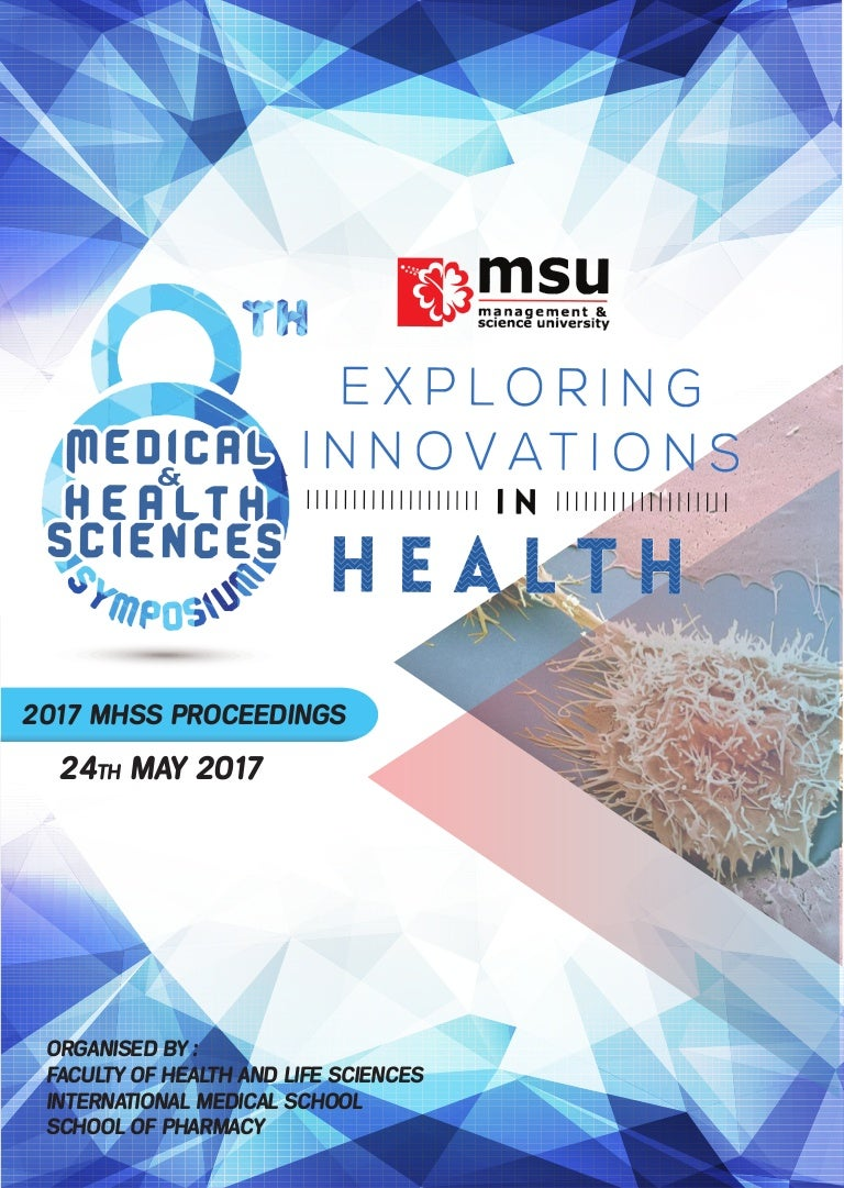 8th Medical and Health Science Symposium