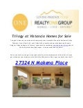 Home For Sale From Realty One Group Agents in Trilogy Vistancia & Westbrook Village
