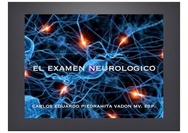9. examen neurologico.key