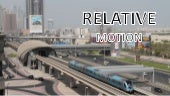 Relative motion in 1D & 2D