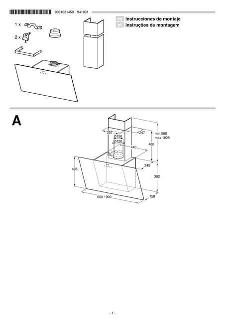 Manual electrolux frigorífico en3453mow