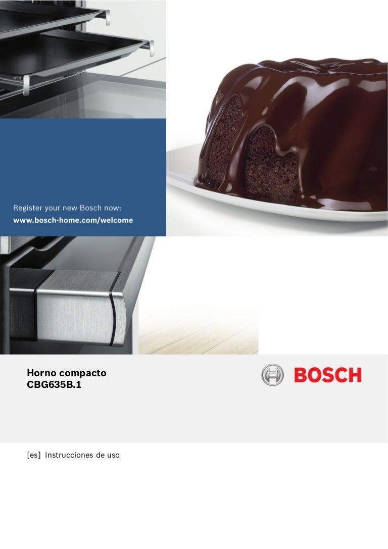 Horno BOSCH CBG635BS1
