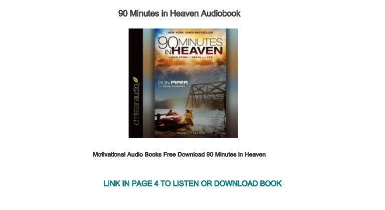 90 minutes in heaven full movie free download
