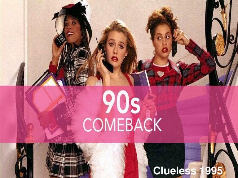 90s Fashion Comeback