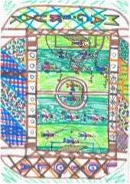 Concurso de Postales Navideñas Loiola Futbol 2014