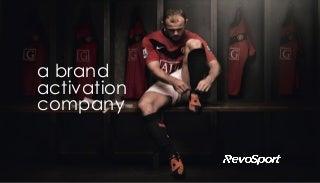 RevoSport - Presentation r1-1