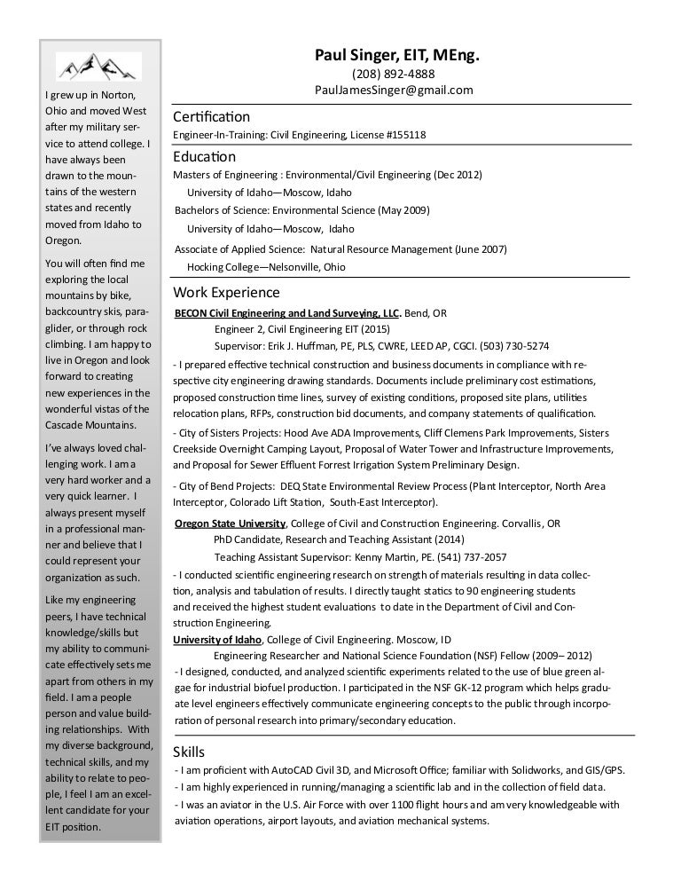 Cute Putting Eit On Resume Photos - Examples Professional Resume ...