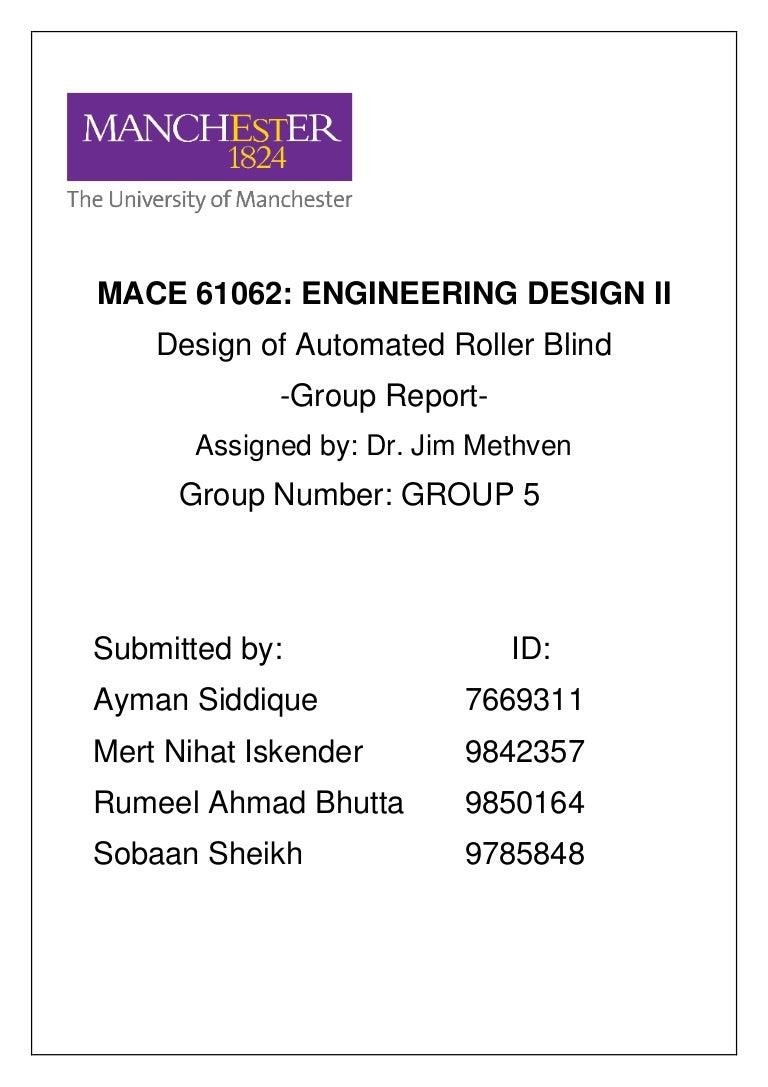 Design Report Group 5 Final Maplin Central Locking Wiring Diagram