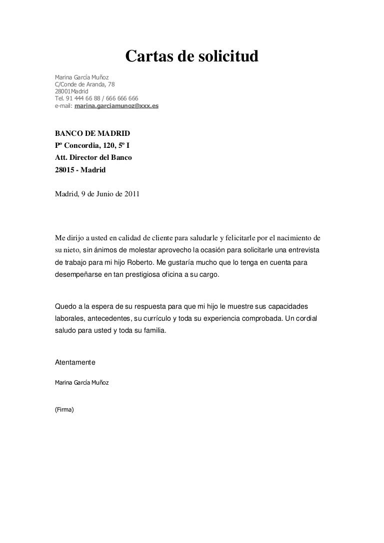 carta de