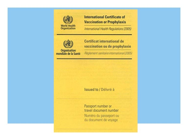 Free [DOWNLOAD] International Certificate of Vaccination with Vinyl Docume…