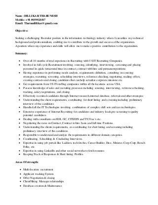 Us Recruiting | LinkedIn