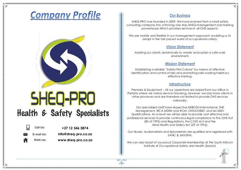 Company Profile 2016
