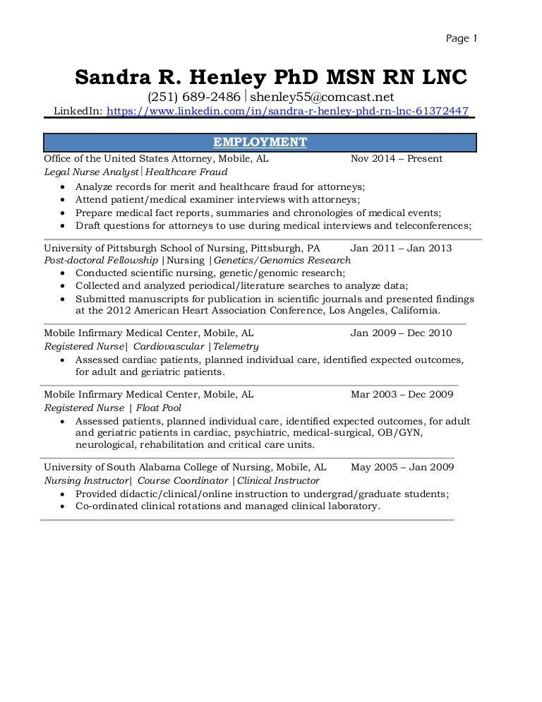 Henley-Sandra-resume_2016-current
