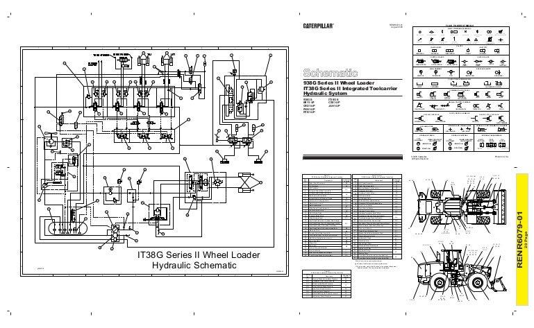 caterpillar d3 hydraulc schematics