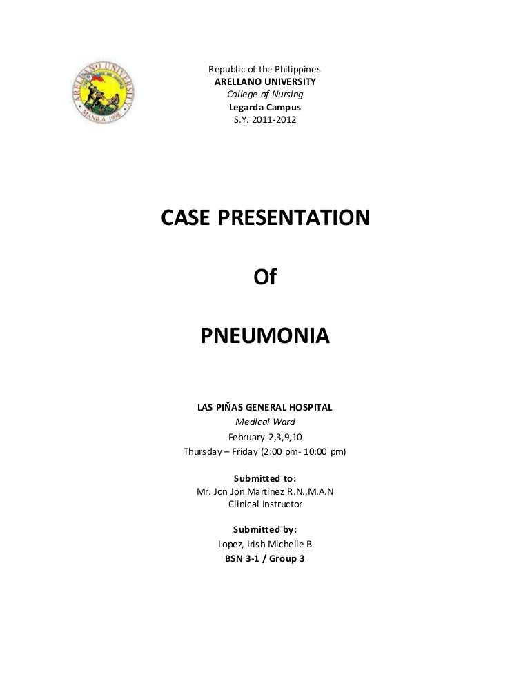pneumonia research paper Popular nursing topics you are here:  pneumonia is an inflammation that occurs in the airspaces in the lungs as a result  write my nursing apa research paper.