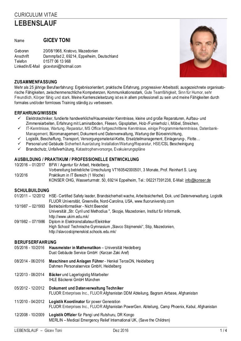 Gicev - Lebenslauf - Dez 16 - DE