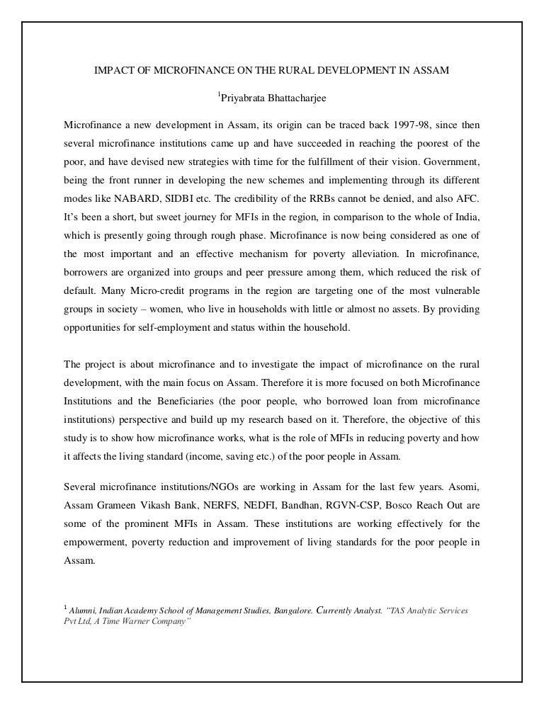 dissertation on nrhm