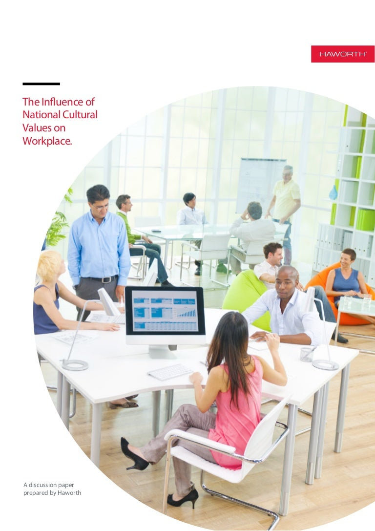 the influence of national cultural values on workplace scree