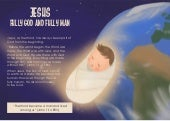 Jesus: Fully God and Fully Man