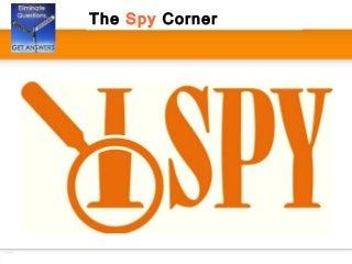 The-Spy-Corner