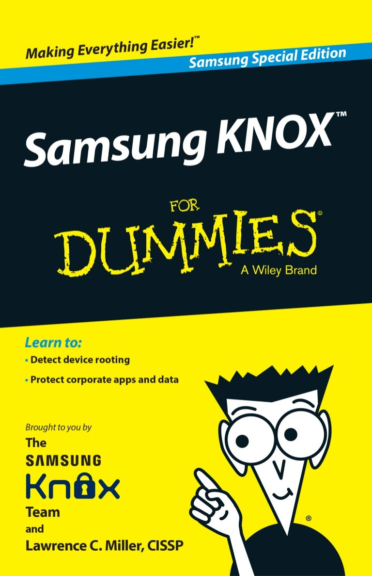 Samsung knox for dummies gamestrikefo Images