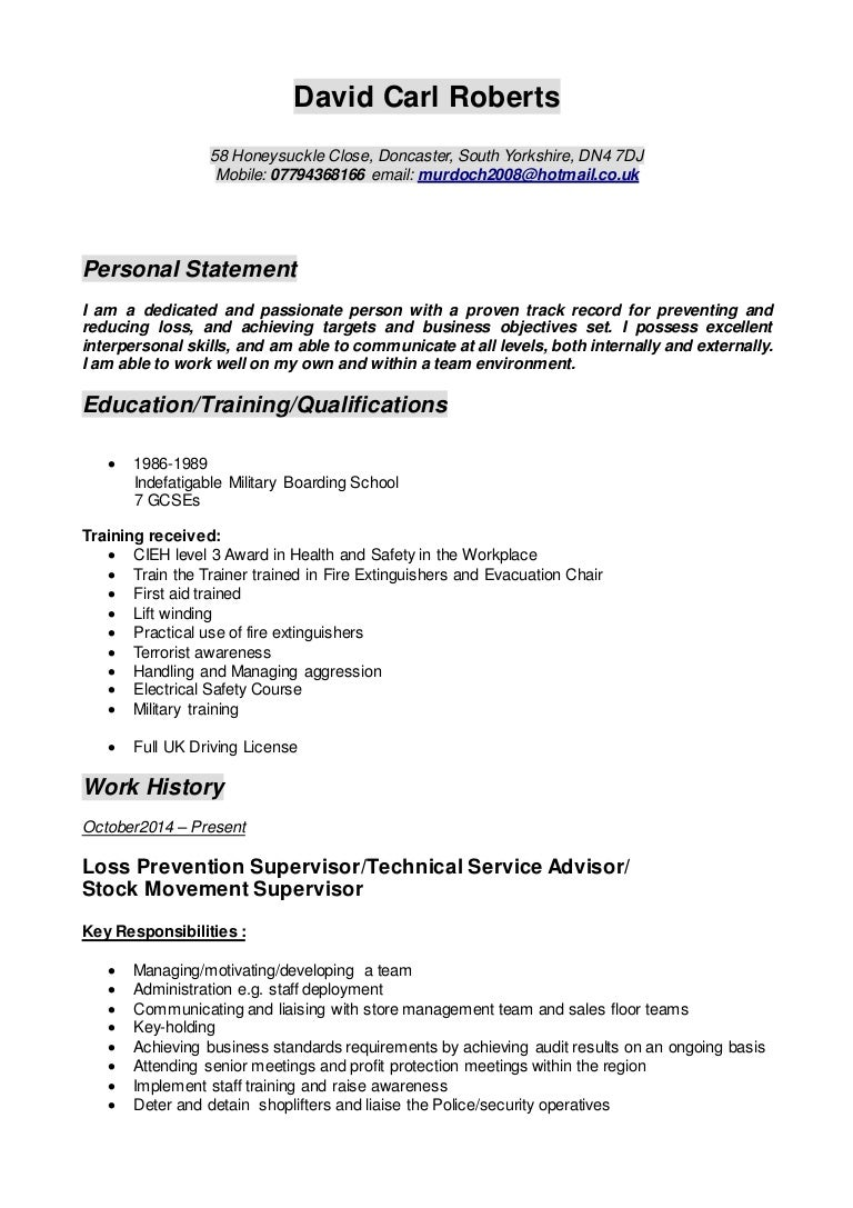 Cv Personal Statement For Customer Service. Accounting Resume Objective  Example Template Http Resumetemplates