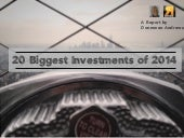 2014 Venture Investments Report