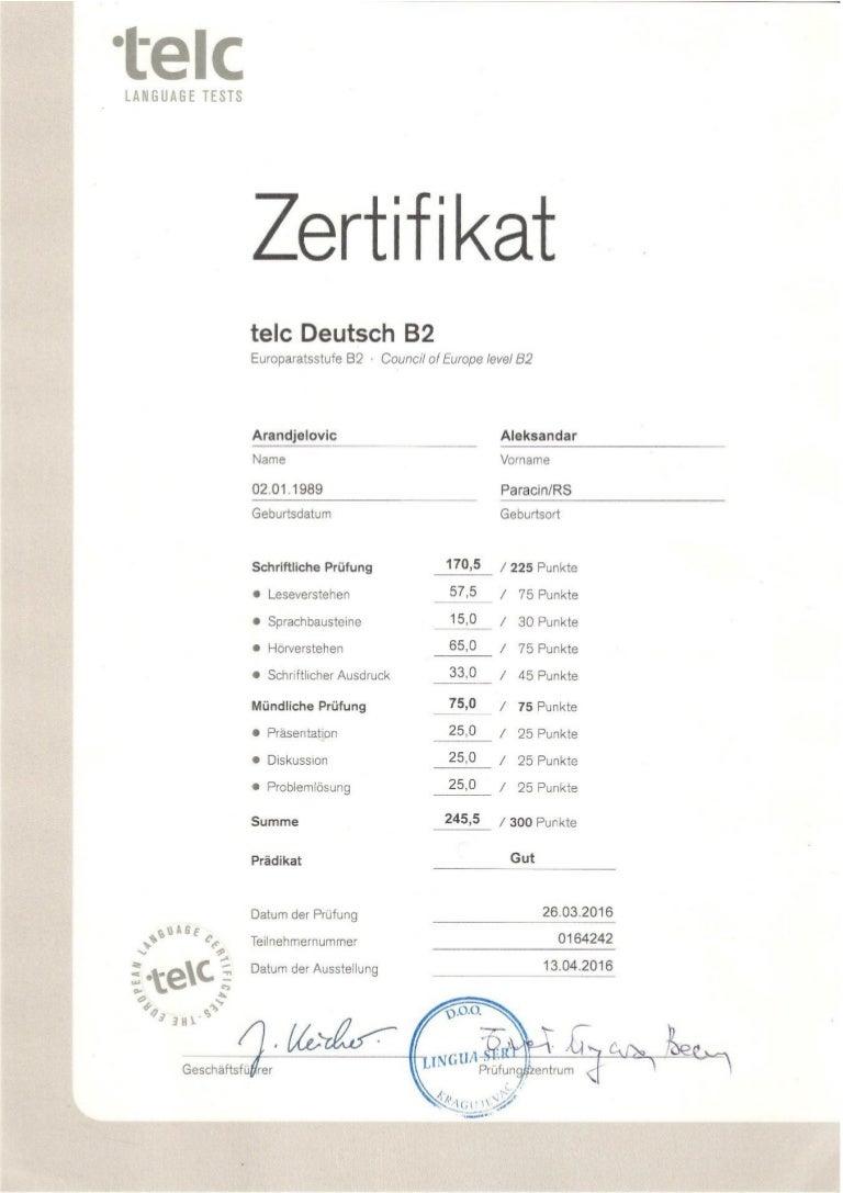 B2 Brief Schreiben Beispiel Telc Duathlonwacom