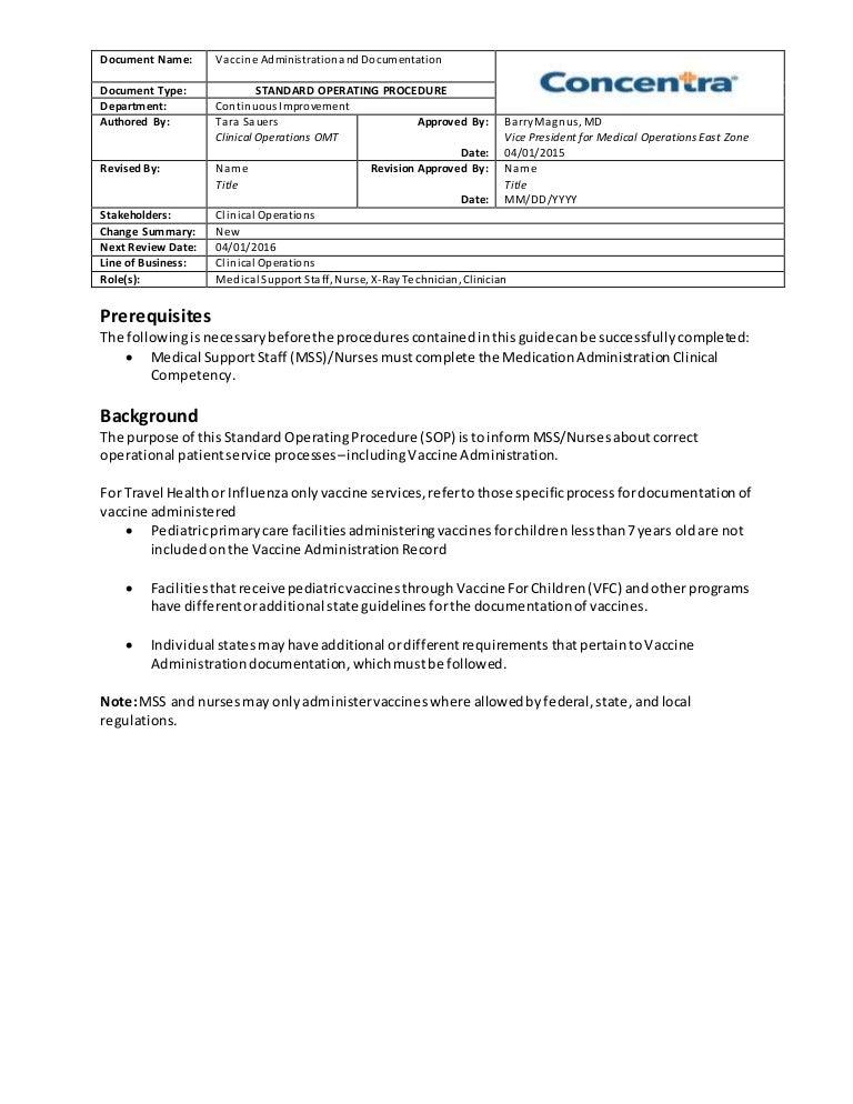 VaccineAdministrationSopFinal