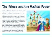 The Prince and the Magical Power